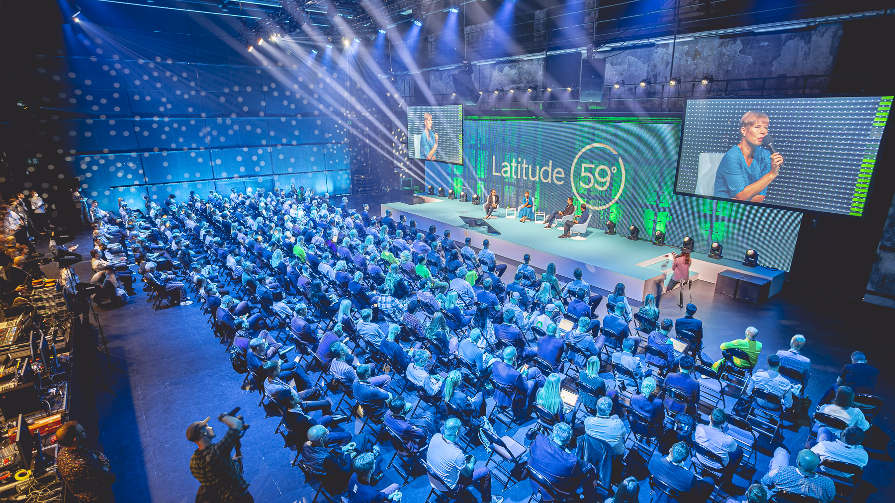 The first ever hybrid Latitude59 – how did we do it?