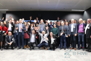 B-Hive in Tallinn: Connecting Belgium with the Baltic States