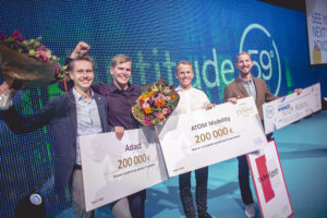 Latitude59 and Estonian Business Angels Network Pitching Competition winners got €400K investment.