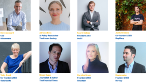 Meet the first speakers of Latitude59 2020