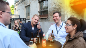 Latitude59 side events: Expand your experience