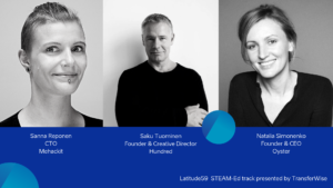 TransferWise presents: Improving STEAM-Ed