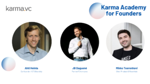 Karma Academy for founders at L59