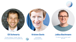 Get to know the mentors of Latitude59 2020